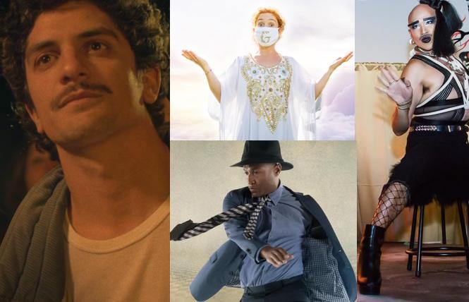 The Strong Ones (Los Fuertes), part of OutFest: 'An Act of God,' ODC Drinks & Dance, Oaklash