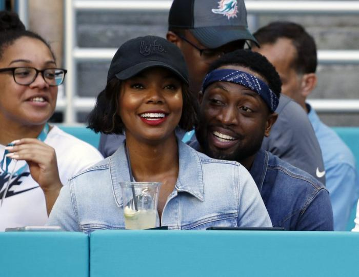 Gabrielle Union and Dwayne Wade