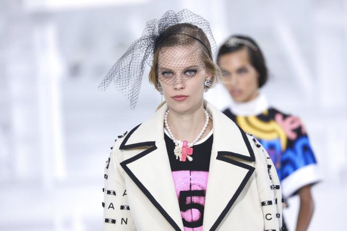 Chanel Spring-Summer 2021 fashion collection.