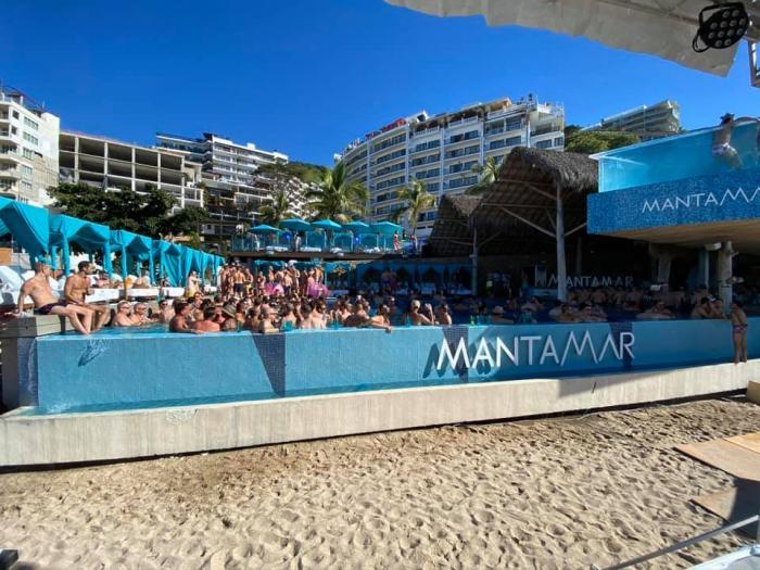 Mantamar Beach Club