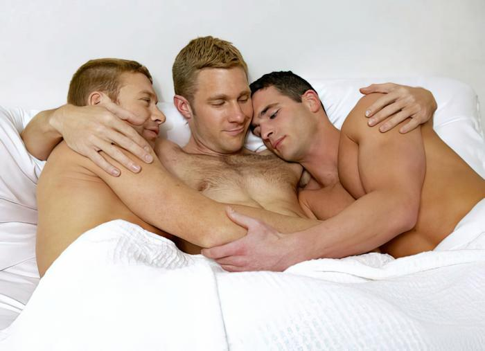 Three's Company: New Research Reveals Data About Gay Men in Open Relationships