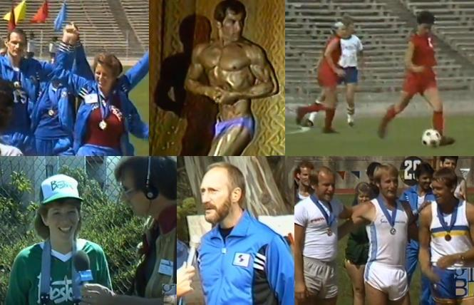 GLBT History Museum to Screen Rare Gay Games Videos
