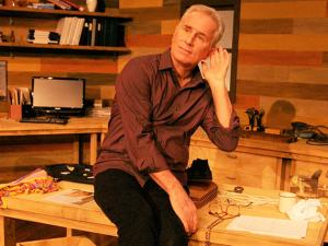 """The Stage's Broad Reach: """"The Absolute Brightness of Leonard Pelkey"""" at Cinnabar Theater"""