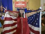 Gaetz, Greene Take Mantle of Trump's Populism at Rally